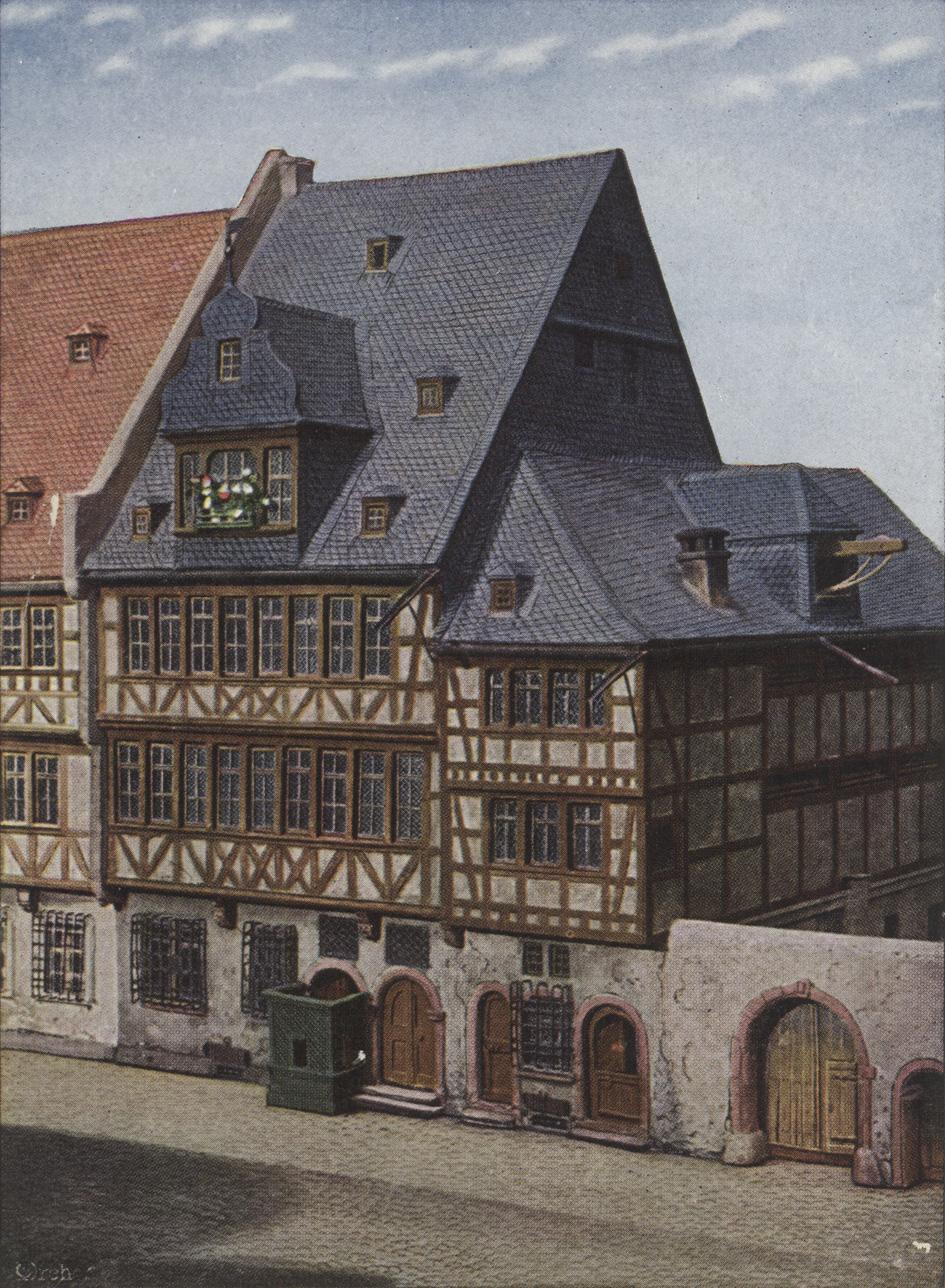 Studium in Straßburg